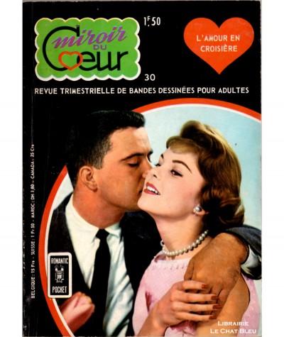 MIROIR DU COEUR N° 30 : L'amour en croisière - Aredit - BD petit format