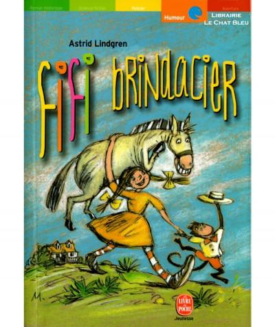 Fifi Brindacier (Astrid Lindgren) - Le livre de poche N° 269