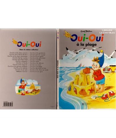 Oui-Oui à la plage (Enid Blyton) - Liste des albums - Hachette Jeunesse