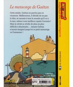 Le mensonge de Gaétan (Juliette Mellon) - J'aime Lire N° 65 - BAYARD jeunesse