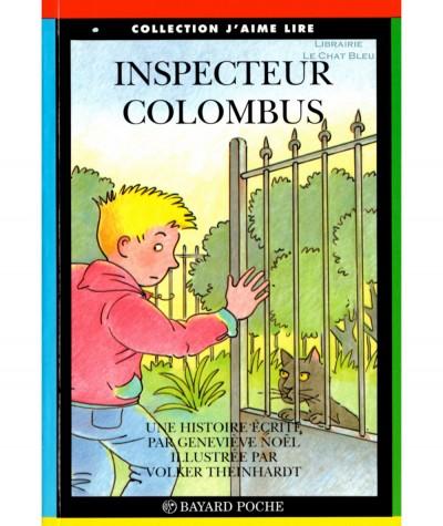 Inspecteur Colombus (Geneviève Noël) - J'aime Lire N° 81 - BAYARD Jeunesse