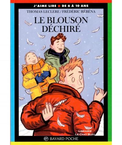 Le blouson déchiré (Thomas Leclere) - J'aime Lire N° 144 - BAYARD Jeunesse
