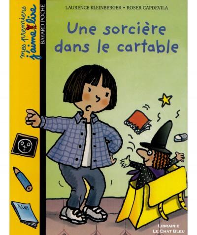 Une sorcière dans le cartable (Laurence Kleinberger) - J'aime Lire N° 3 - BAYARD Jeunesse