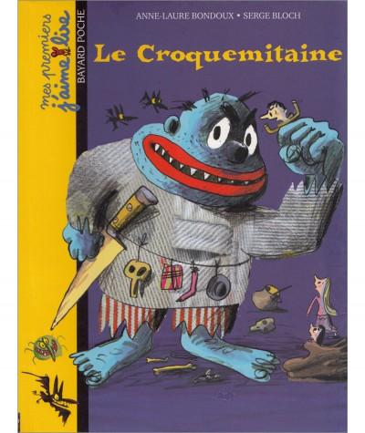Le Croquemitaine (Anne-Laure Bondoux) - J'aime Lire N° 25 - BAYARD Jeunesse