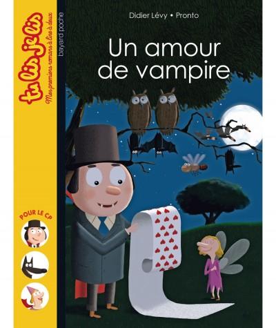 Un amour de vampire (Didier Lévy) - Tu lis je lis N° 6 - BAYARD Jeunesse