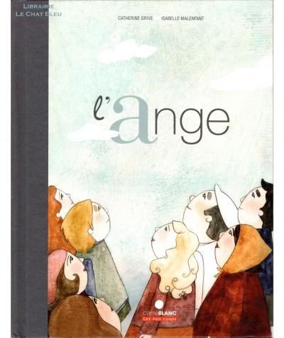 L'ange (Catherine Grive) - Collection Carré blanc - Album Les 400 coups