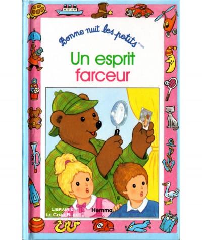 Bonne nuit les petits : Un esprit farceur (Alain Jost) - Mini-club N° 2 - Editions HEMMA