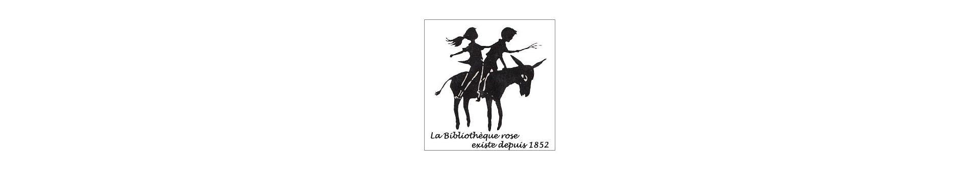 Bibliothèque Rose - Éditions Hachette - Livres d'occasion