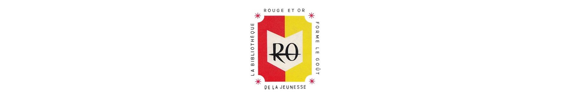 Bibliothèque Rouge et Or | Éditions G.P. | Vente de livres d'occasion