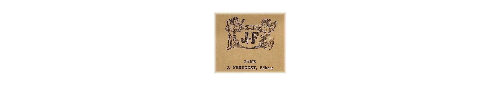 Diverses Romances | Éditions FERENCZI & Fils