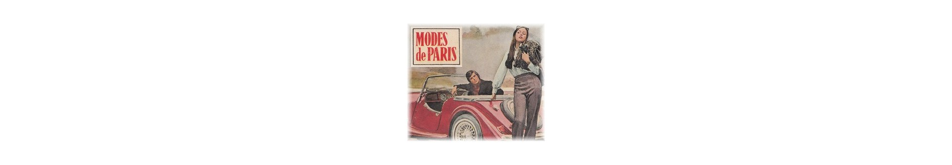 Collection Modes de Paris | Vente de livres d'occasion