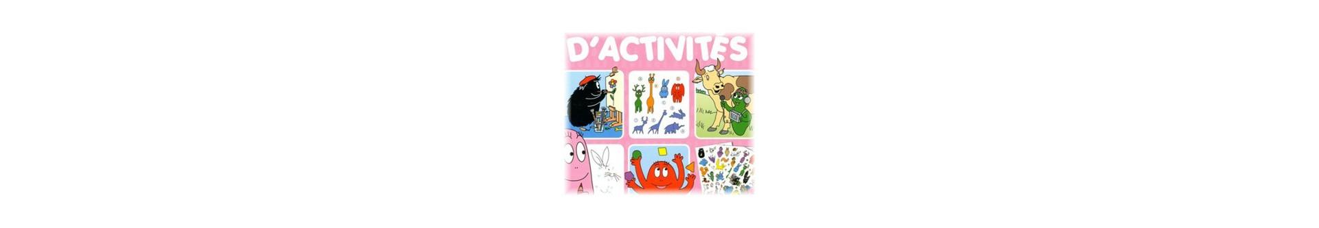 Les livres du rayon Activités, Coloriages et Jeux pour la Jeunesse
