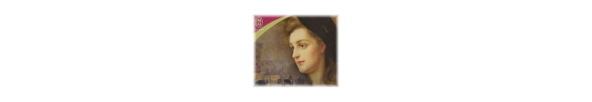 Romances historiques, fantastiques et contemporaines aux Editions J'ai lu